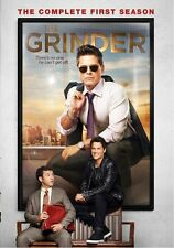THE GRINDER - COMPLETE SEASON 1 (Rob Lowe)  -  DVD - UK Compatible - sealed