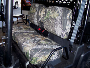 Superb Details About John Deere 550D 590 590I Gator Bench Seat Covers 2012 17 Camo Solid Usa Made Machost Co Dining Chair Design Ideas Machostcouk