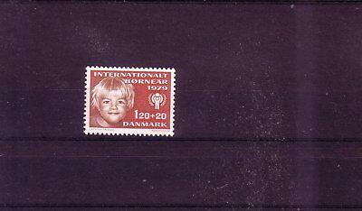 PräZise Dänemark Michelnummer 676 Postfrisch Senility VerzöGern europa:10597