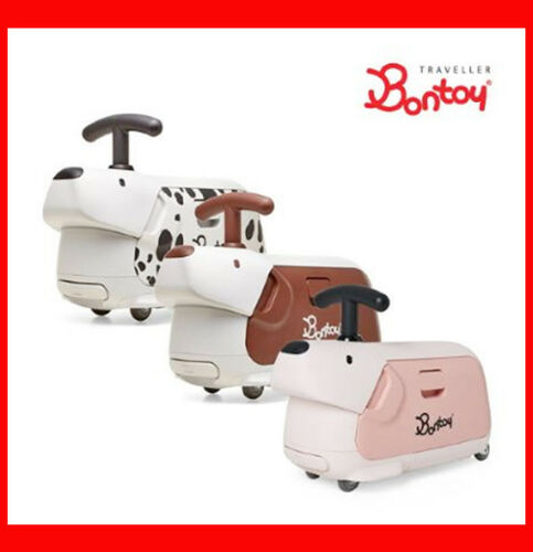 Bontoy TRAVELLER Multifunctional Puppy Kids Storage Carrier-Ride On Car Play Toy