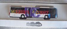 Rietze HO 1/87 Mercedes Benz Theo's Reisen Passenger Bus NIB