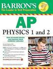 Ap Physics 1 and 2 by Jonathan Wolf, Kenneth Rideout (Paperback, 2015)