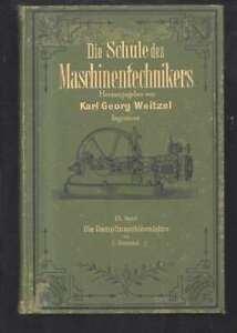 c1428-Weitzel-Schule-d-Maschinentechnikers-Lehrgang-fuer-den-Maschinenbau-komple