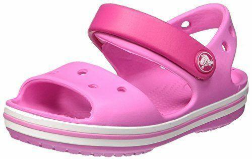 292d574dcdda3 Crocs Crocband Sandal Kids Mules Mixte enfant Rose (candy Pink party Pink)  34