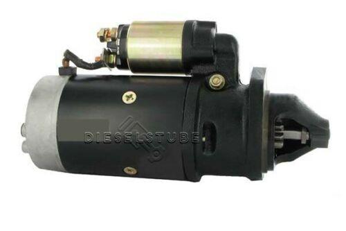 Nuevo motor de arranque para Iskra mahle 11130670 en Fendt Farmer con 3.1kw Starter mwm