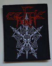 CELTIC FROST - Morbid Tales - 9,3 cm x 11,5 cm - Patch - 165095
