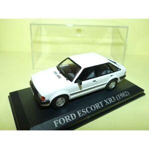 FORD-ESCORT-1-3-GL-XR3-1982-Blanc-ALTAYA-1-43