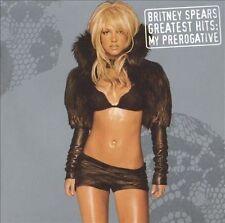 Spears, Britney: Greatest Hits: My Prerogative  Audio CD