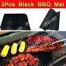 33cmx40cm Reuseable BBQ Liner Non-Stick Barbecue Cooking Grill Baking Mat Sheet