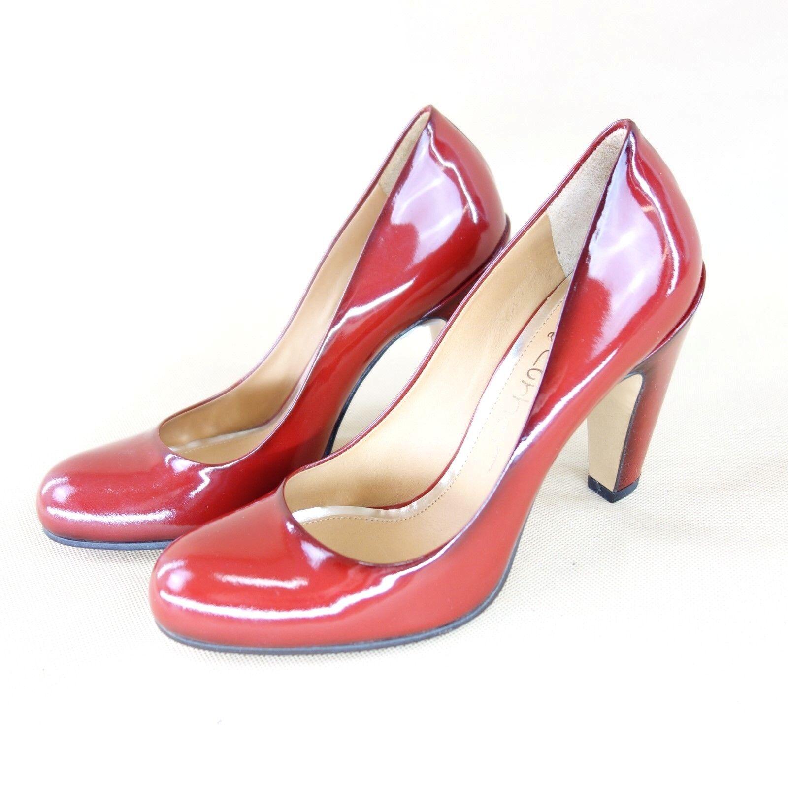 Eva Turner Donna Scarpe Scollate Scarpe Sandaletti pellire  Cuoio Verniciato Rosso  nessun minimo