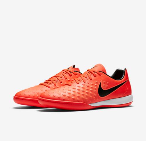 Nike magistax onda ii ic niedrigen turnschuhe männer schuhe orange 844413-808 größe 10 neue