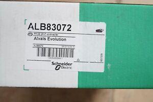 Alvais Schneider anthracite prise 2p+T   ALB83072 neuf
