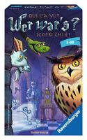 Wer war´s? - Kinderspiel - Spiel von Ravensburger - Mitbringspiel - NEU & OVP