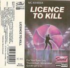 James Bond Licence to kill-18 James Bond film hits (by London Starlight O.. [CD]