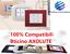 PLACCHE-COMPATIBILI-BTICINO-AXOLUTE-3-4-6-MODULI-POSTI miniatuur 1