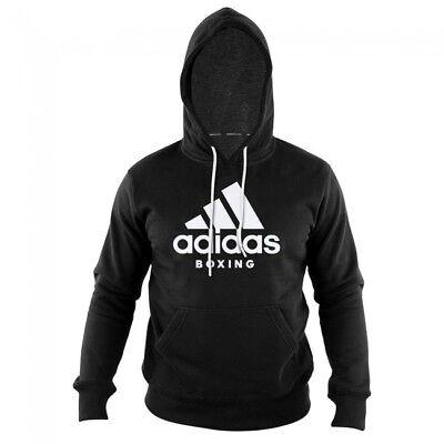 Adidas Community Hoody Nero/bianco. Kaputzenhoody, Tg S-xxl. Box,-
