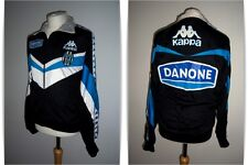 Juventus Juve Kappa Tracksuit Jacket 1990 Rare Oldschool