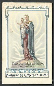 image pieuse ancianne Virgen holy card santino estampa wNo5xjiI-09104052-712827315