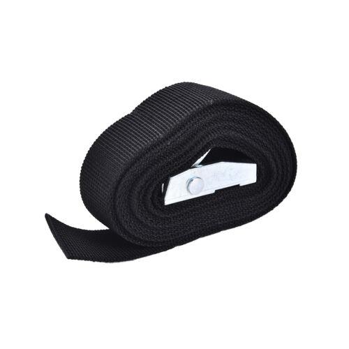 Nylon Pack Cam Zurrgurt Lash Gepäcktasche Gürtelschnalle aus Metall FBB