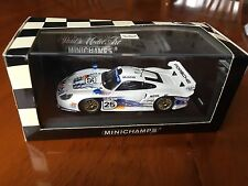 Minichamps Porsche 911 GT 1, Le Mans 1997. Team Mobil Porsche Car # 25