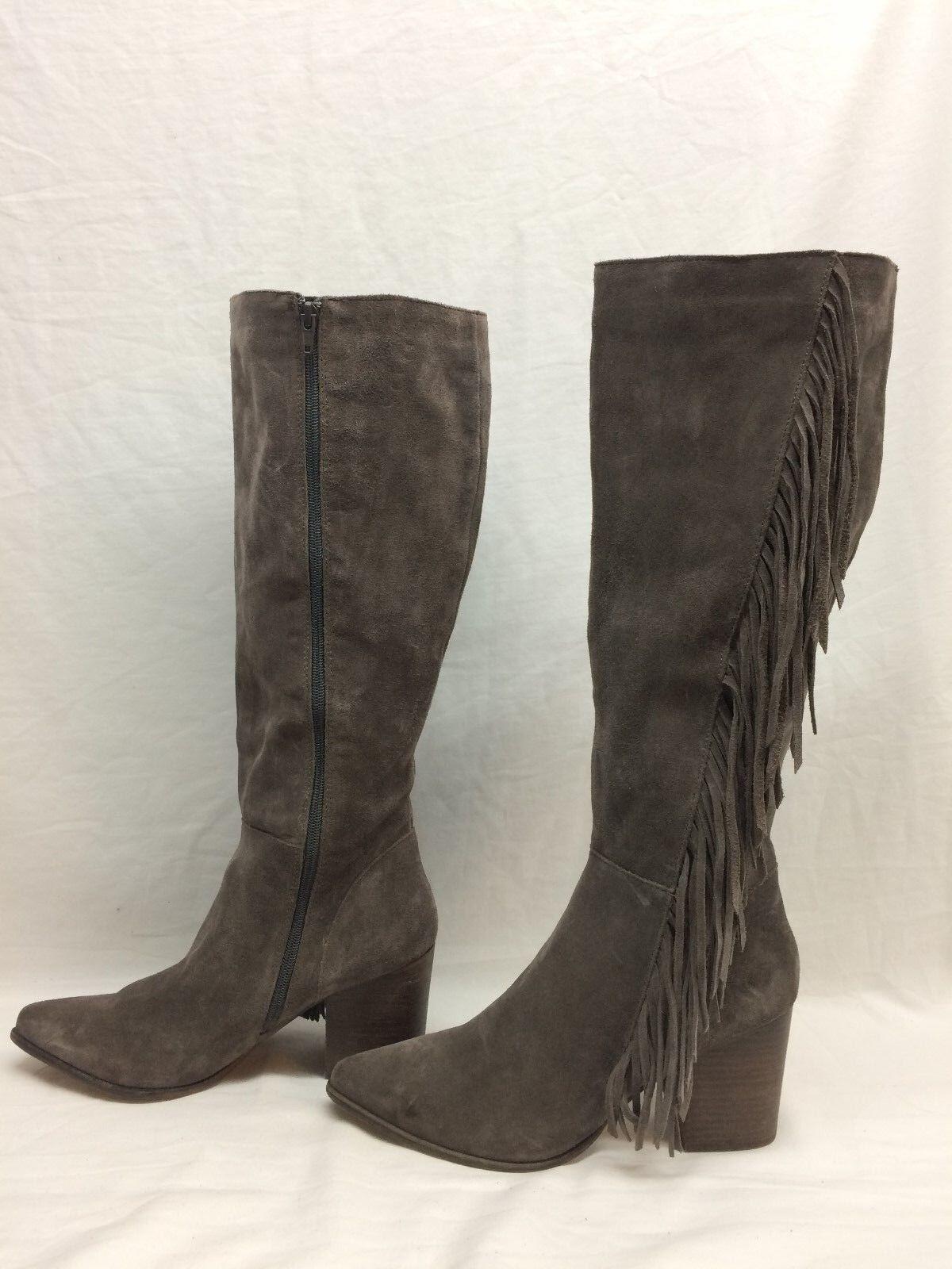 Steve Madden Para Mujer botas largas cacos Taupe, Taupe, Taupe, tamaño 10B G de Estados Unidos  autorización