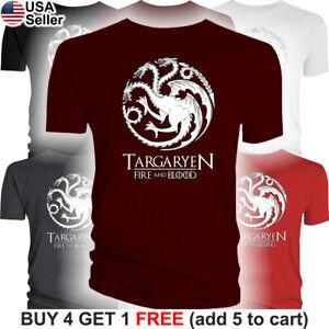 Targaryen Game Of Thrones T Shirt