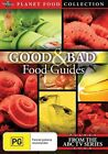Planet Food - Good & Bad Food Guides (DVD, 2011)