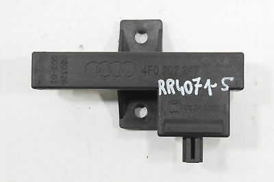 Audi A6 C6 Keyless Access Go Entry Antenna Unit Module 4F0907335