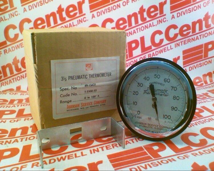 JOHNSON CONTROLS T-5500-52   T550052 (NEW IN BOX)