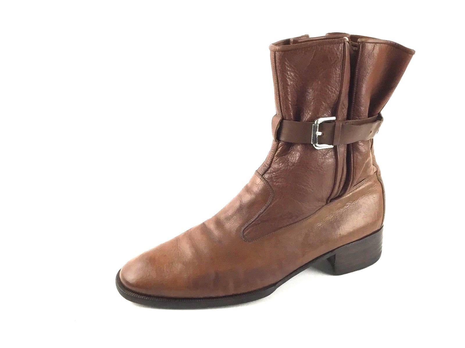 Antico Malacca Vintage Men's  Boots Brown Size US.10.5 UK.10 EU.43