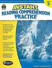 Instant Reading Comprehension Practice Grade 3 by Ruth Foster (Paperback / softback, 2015)