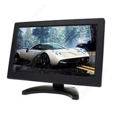 "11.6"" HD 1366*768 Video Monitor HDMI VGA BNC AV Audio For DSLR PC CCTV DVD"