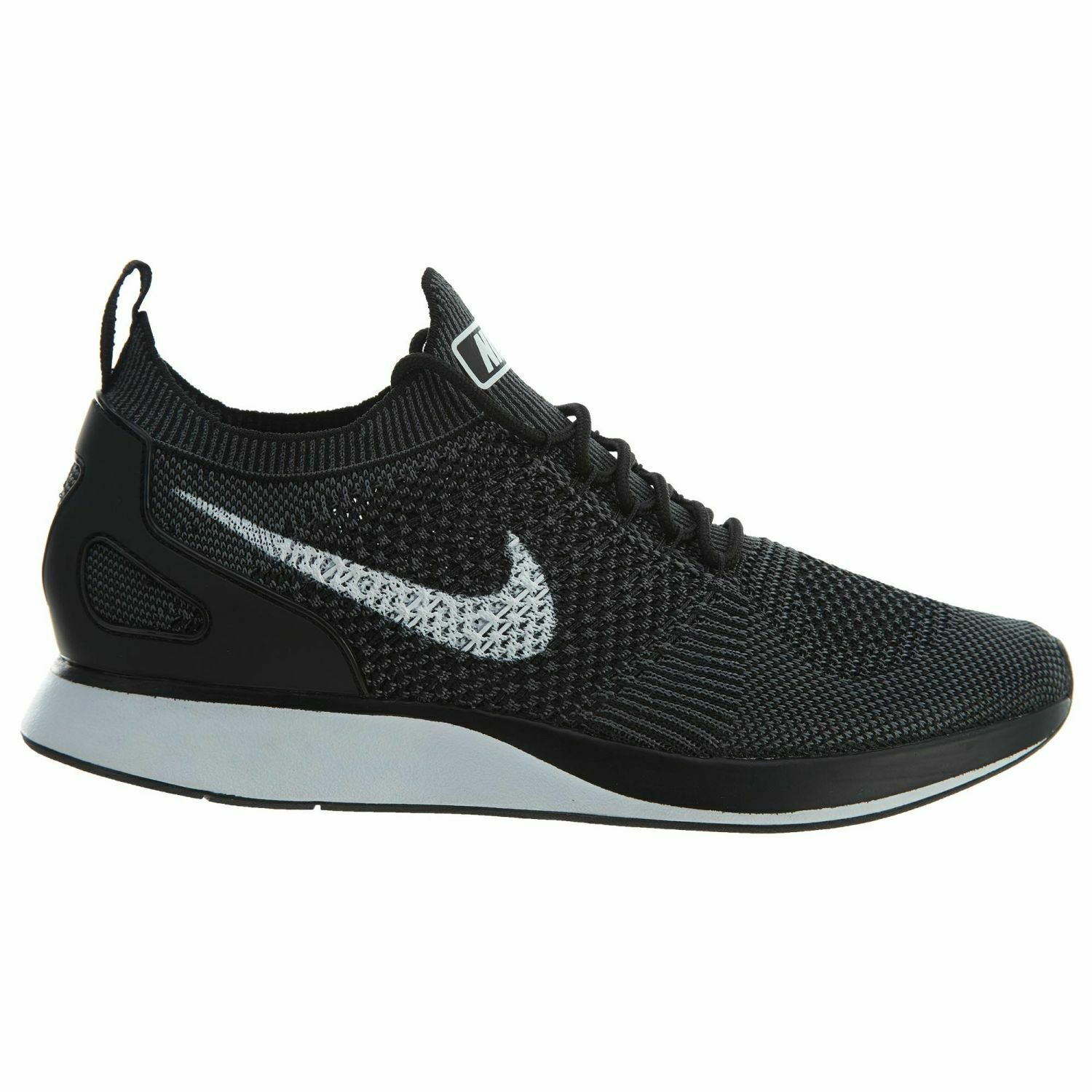 Nike Air Zoom Mariah Flyknit Racer Mens 918264-001 Black Running shoes Size 8.5
