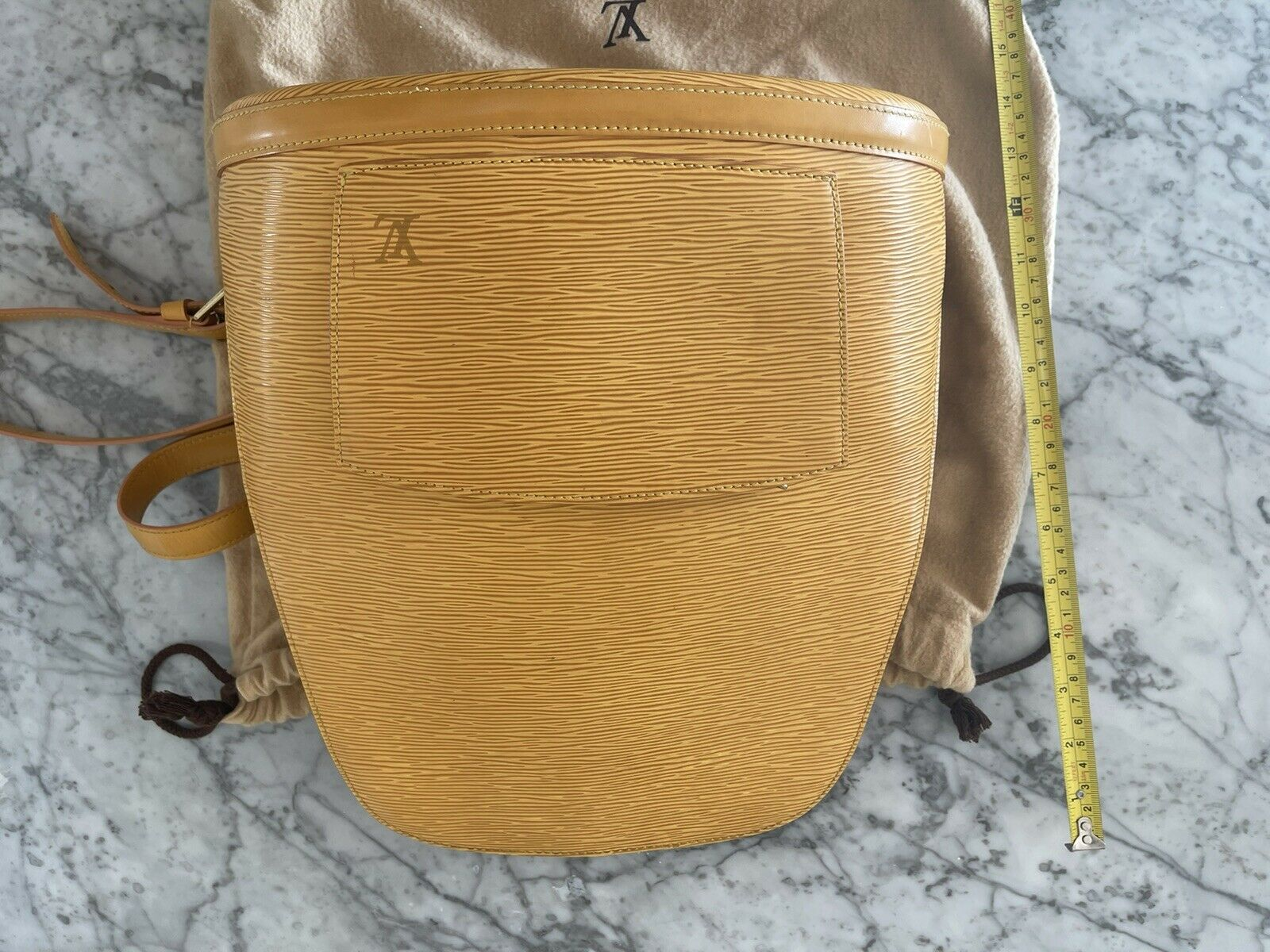 louis vuitton backpack - image 6