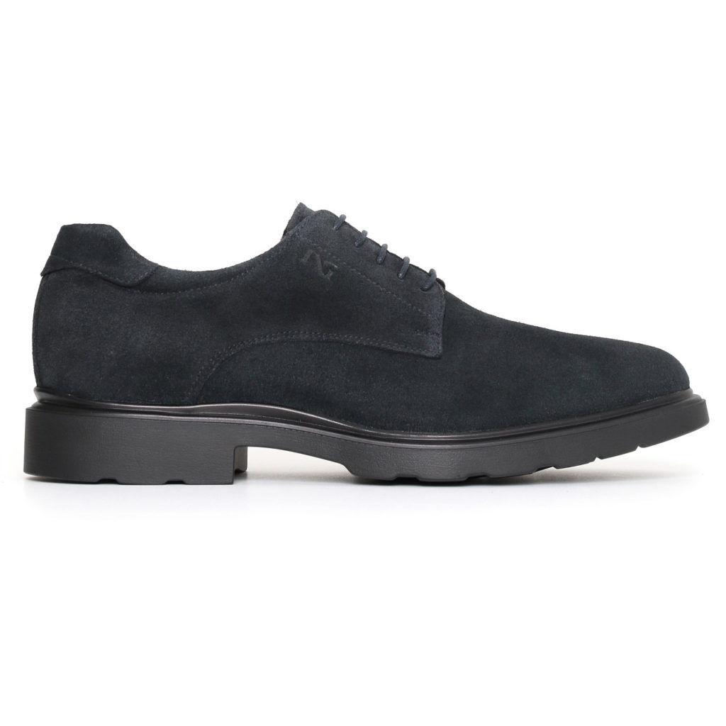 scarpe scarpe scarpe uomo nero giardini A705280U/200 5706c9