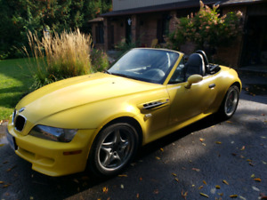 1999 BMW M Roadster & Coupe