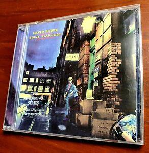David-Bowie-ZIGGY-STARDUST-CD-ENHANCED-unplayed-1999-24-bit-MINT-CONDITION