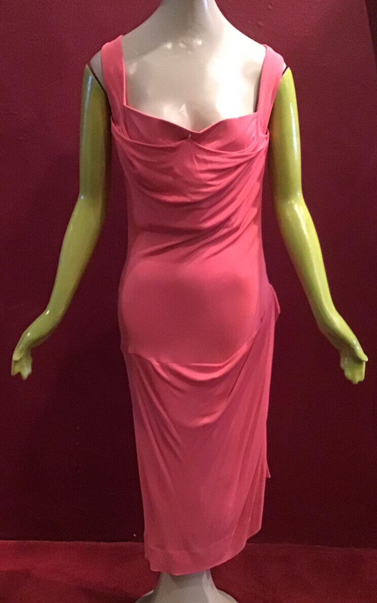 Vintage 90's Vivienne Westwood Red Label Salmon J… - image 1