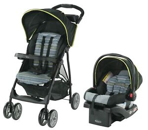 Graco LiteRider LX Travel System Xander Convertible Car ...