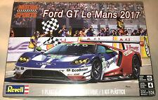 Revell Ford GT Le Mans 2017 1:24 scale plastic model kit new 4418