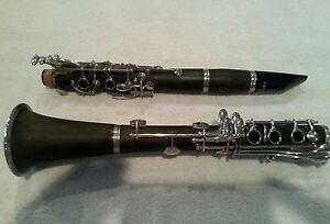 Gibson Baldwin Music Education Student Clarinet Nice working condition