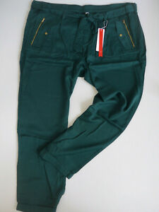 Sheego-Stretch-Jeans-Pants-Green-Size-56-049-Long-short-Normal-Size