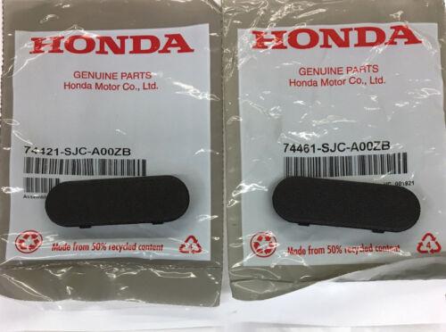 Genuine OEM Honda Ridgeline Bed Rail Cap Screw Cover Set 06-14 Pair Caps