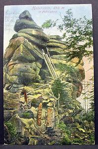 Haberstein-Fichtelgebirge-Dr-Gelaufen-Ak-Cartolina-L-2378