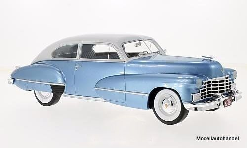 Illac Series 62 Club Coupe 1946 met. - bleu clair 1 18 BoS    NEW