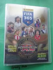 Fifa 365 UPDATE MINI Binder Sammelmappe Collectors Binder Limited Panini 16 17