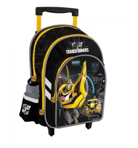 d4133b771bf5 TRANSFORMERS Bumblebee TROLLEY School Bag Backpack Wheeled Bag SALE ...
