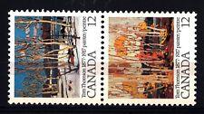 CANADA - 1977 - Centenario della nascita del pittore Tom Thomson (1877 - 1917)