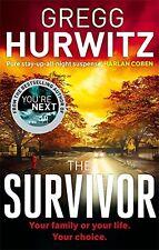 The Survivor by Gregg Hurwitz   Paperback Book   9780751545401   NEW