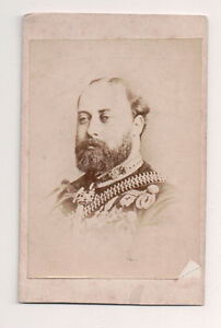 Vintage-CDV-Edward-Prince-of-Wales-King-Edward-VII